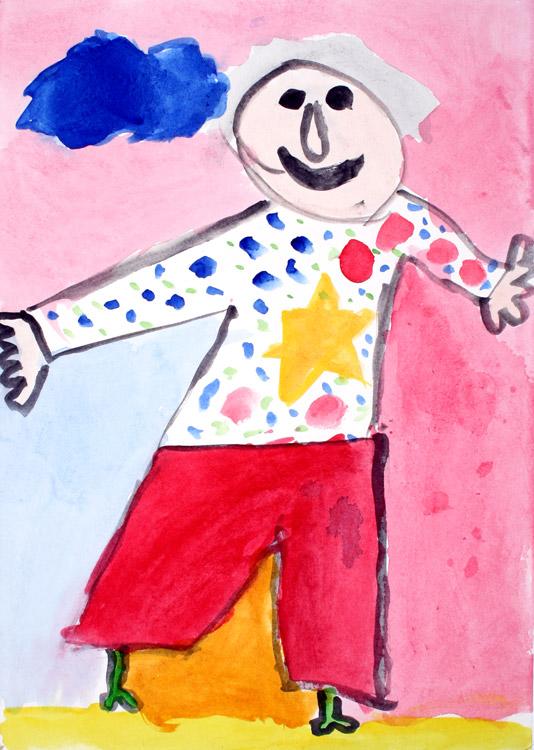 Meine Kunstlehrerin von Nele (6)