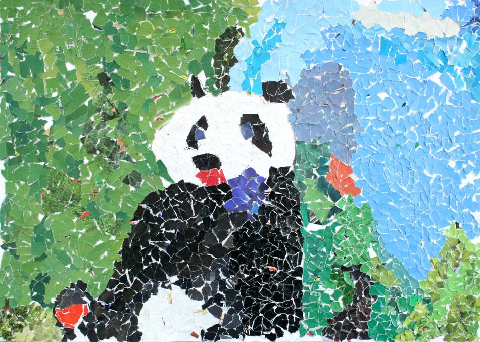 Pandabär im Zoo von Maru (9)