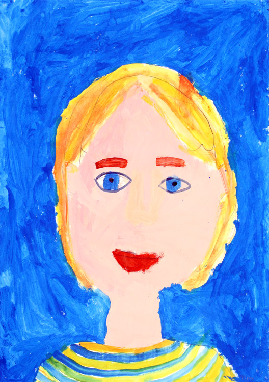 Selbstportrait von Tim (8)