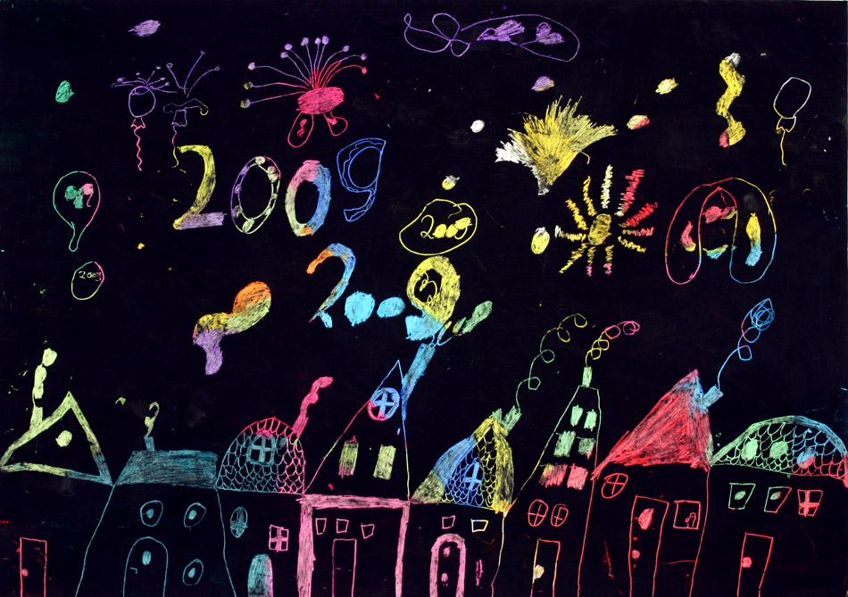 Feuerwerk 2009 von Miriam (8)