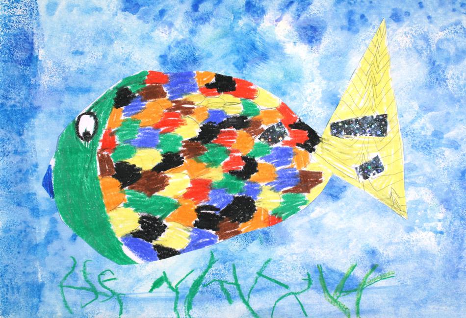 Regenbogenfisch von Bentje (7)