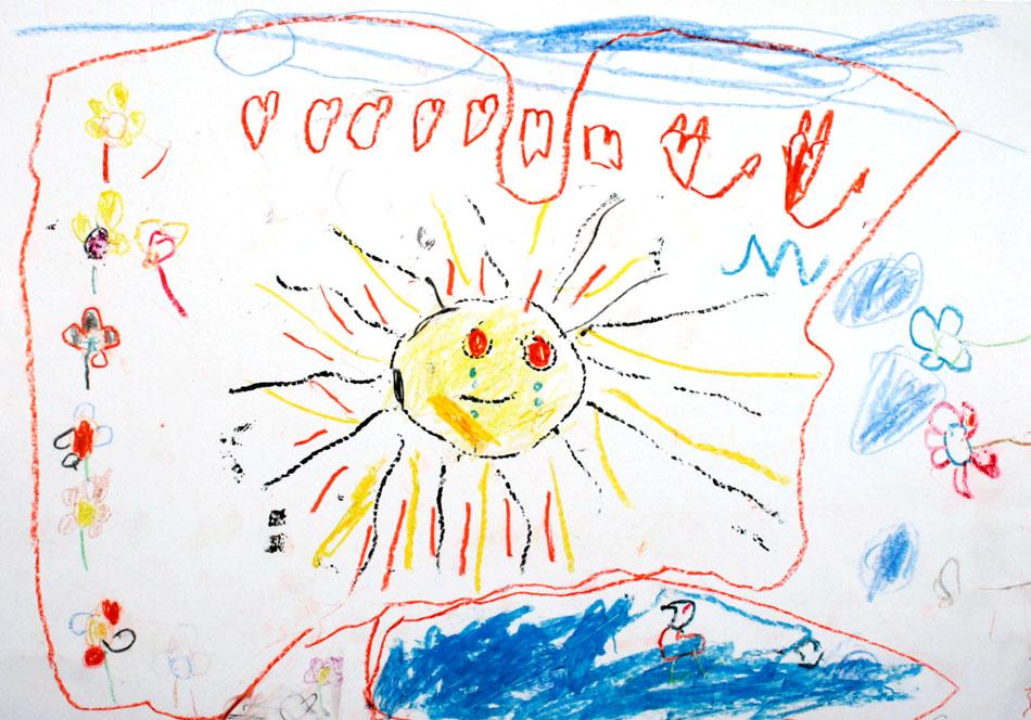 Sonne im Garten von Gedion (7)