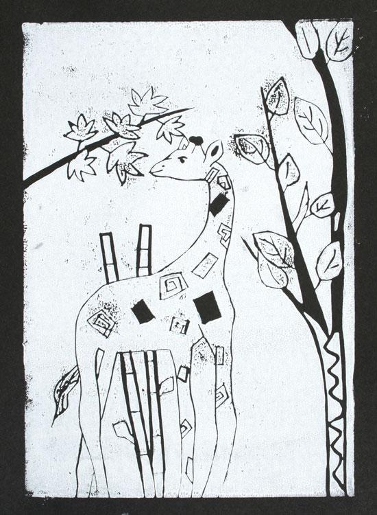 Giraffe von Caroline (11)