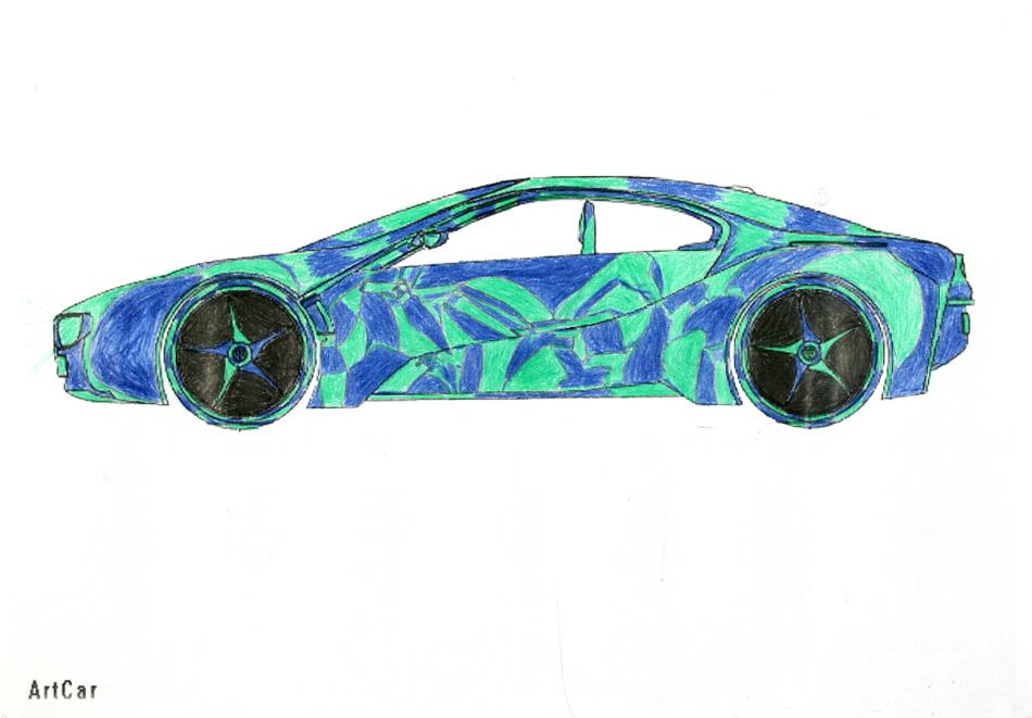 Art-Car von Stefan (10)