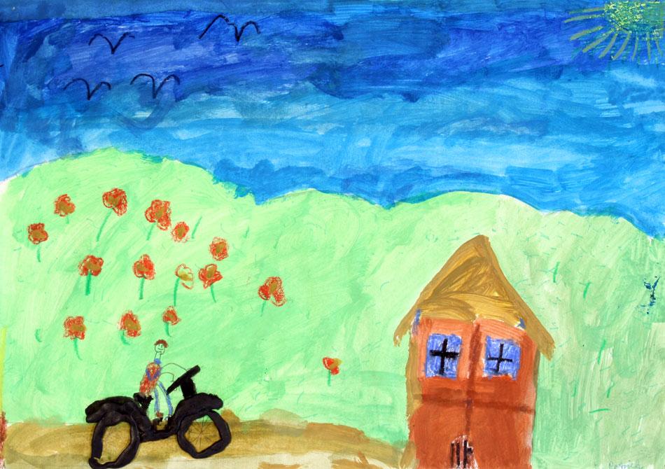 Ausflug mit dem Fahrrad von Patrick (9)