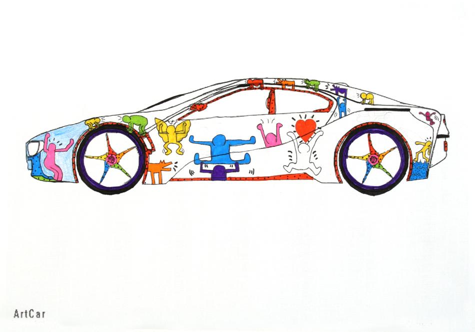 Art-Car von Laura-Sophie (11)
