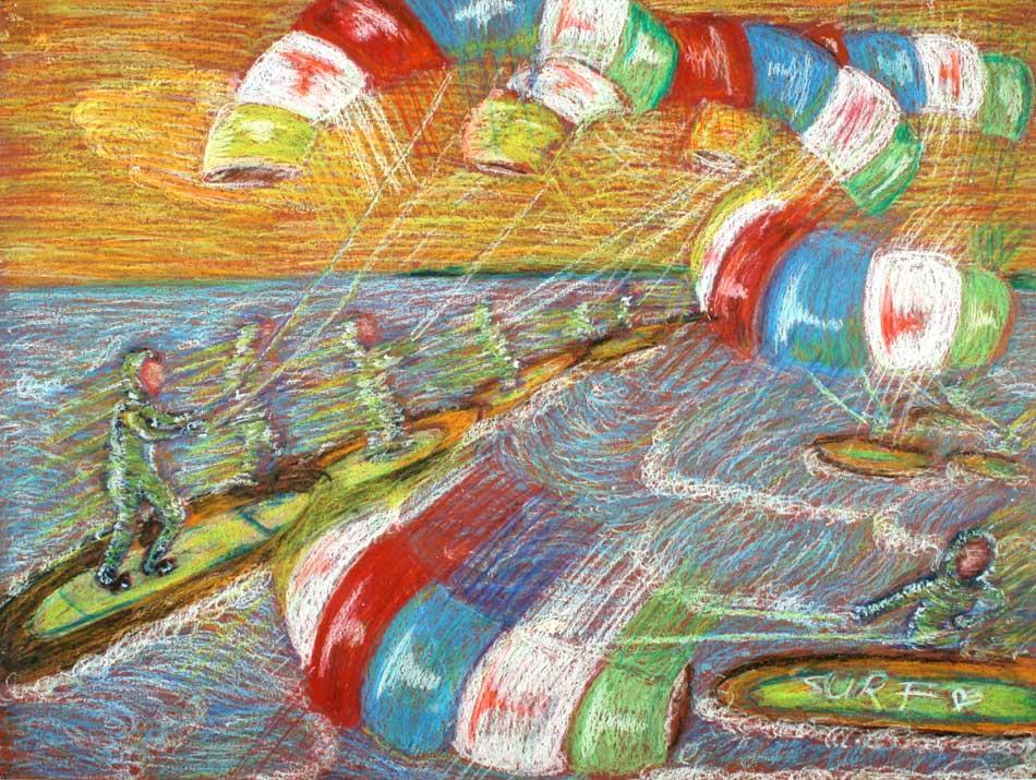 Kitesurfer von Lisa (17)