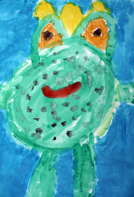 Froschkönig von Marie (7)