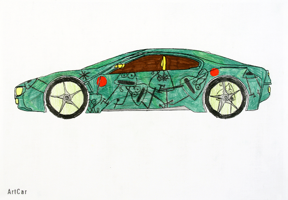Art-Car von Malte (11)