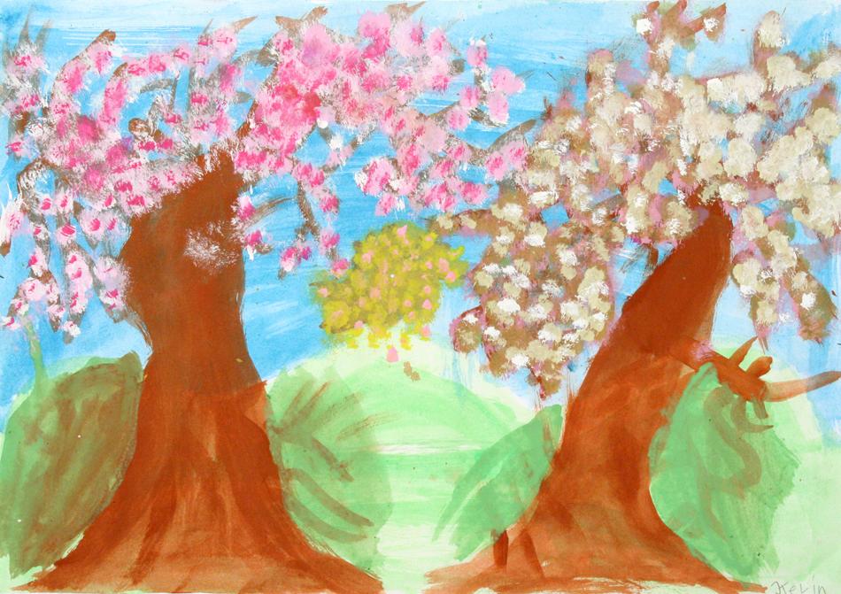 Blütenbäume von Keven (9)