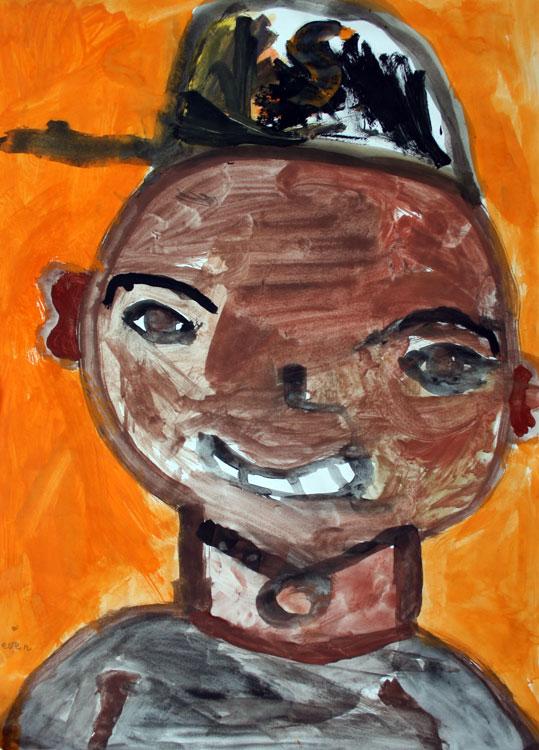 Selbstportrait von Steven (7)
