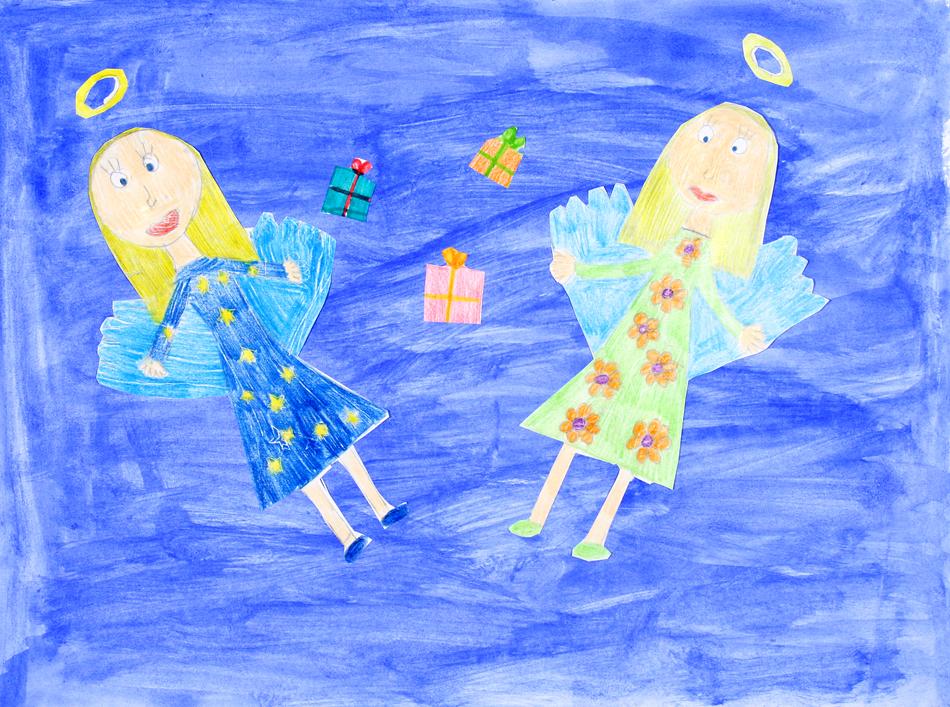 Fliegende Engel von Verena (10)
