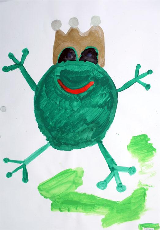 Froschkönig von Katija (8)