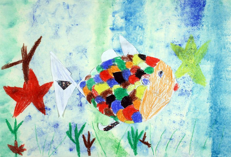 Regenbogenfisch von Pauline (7)