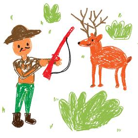 Auf zum fröhlichen Jagen