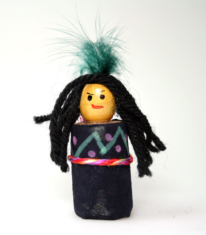 Indianerfiguren von Laura (6)