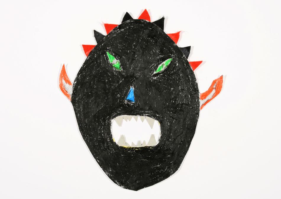 Maske von Michelle (10)