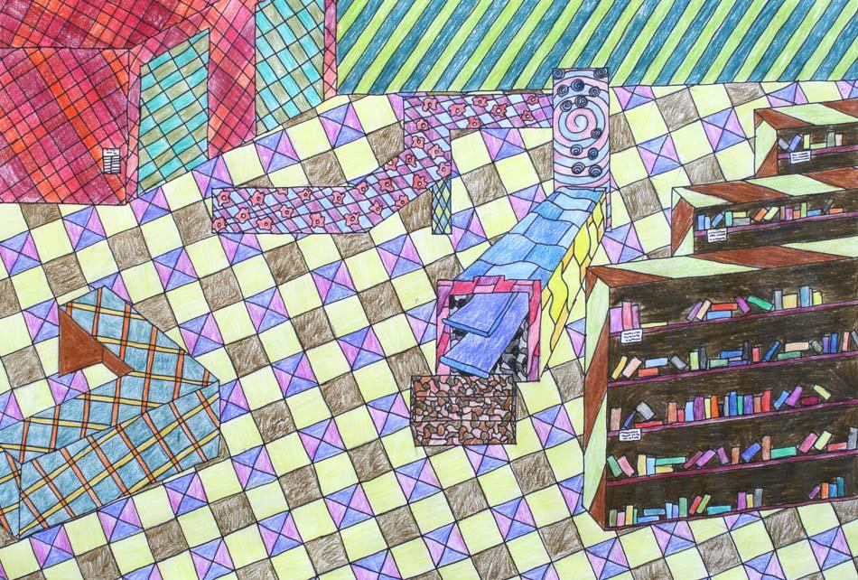 Berühmte Kunstwerke nachempfunden von Julia (12)