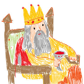 Es war ein König von Thule