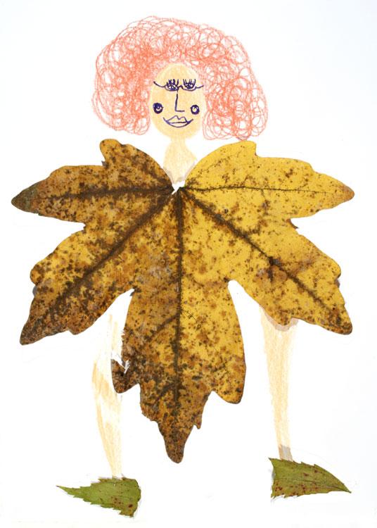 Blätterdame von Helene (7)