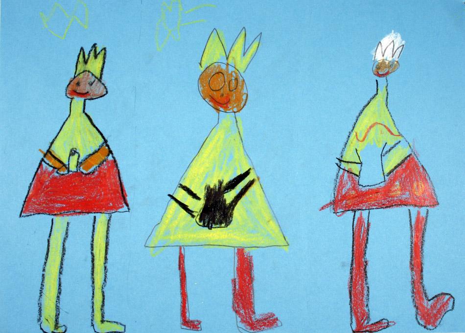 Heilige drei Könige von Justin (7)