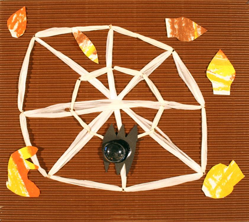 Spinnennetz im Herbst von Romeo (9)