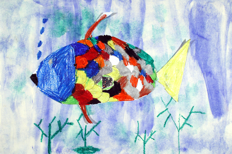 Regenbogenfisch von Christopher (7)