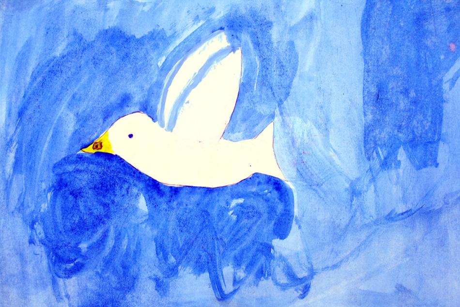 Fliegender Vogel von Joanna (8)