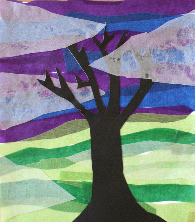 Baum im Nebel von Romeo (9)