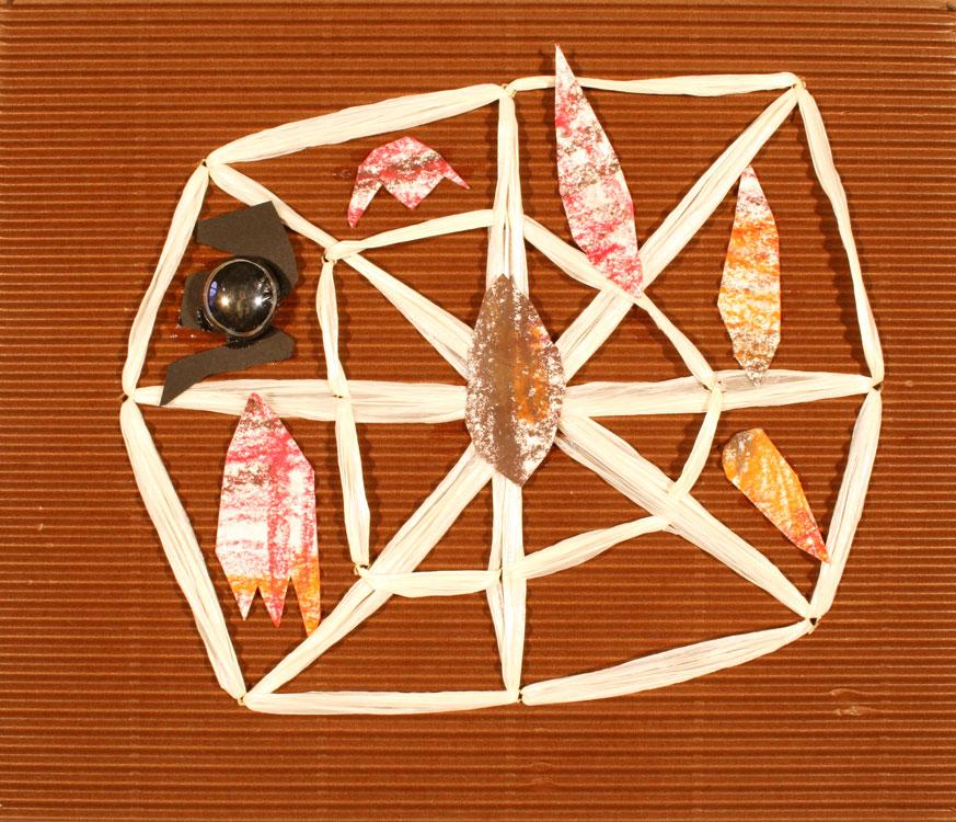 Spinnennetz im Herbst von Oliver (8)