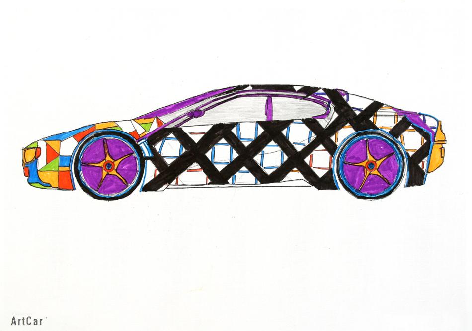 Art-Car von Niklas (11)