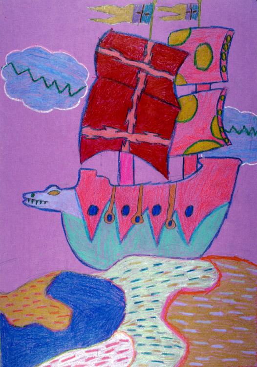 Piratenschiff von Moritz (9)