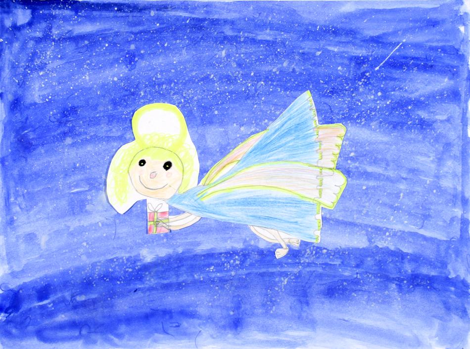 Fliegender Engel von Sarah (10)