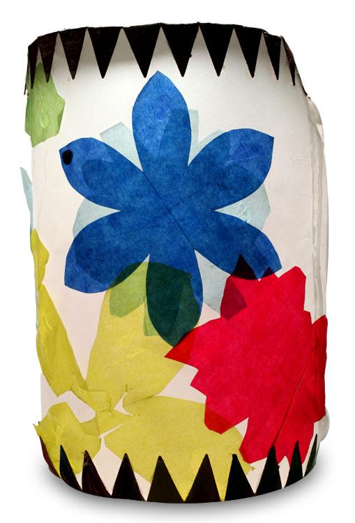 Blumen-Laterne von Kevin (7)