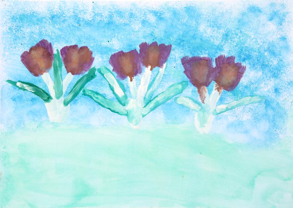 Frühlingsblumen von Rebecca (9)