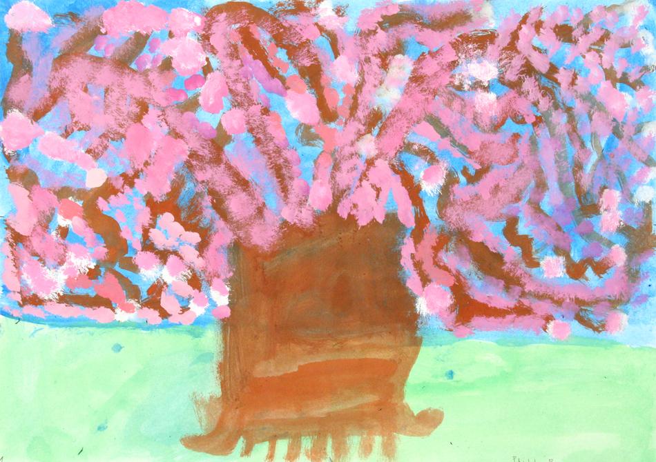 Blütenbaum von Phillipp (10)