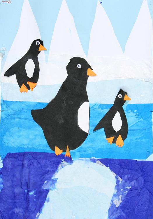 Pinguine am Nordpol von Vanessa (9)