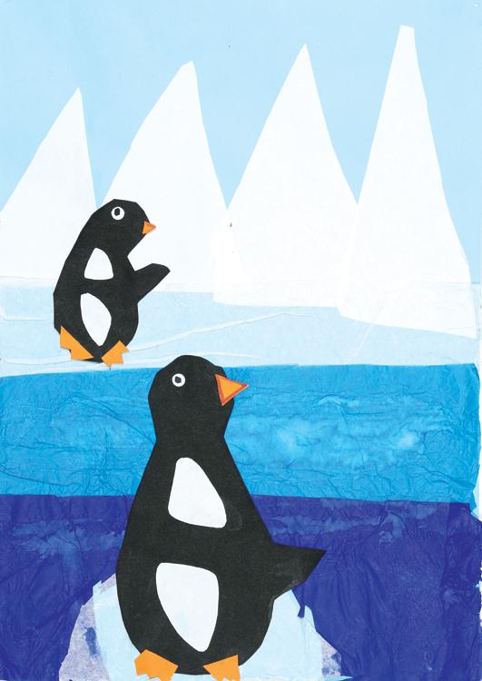 Pinguine am Nordpol von Patricia (9)