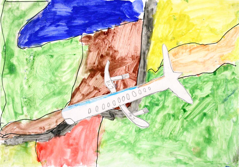 Flugzeug von oben  von Zoran (9)