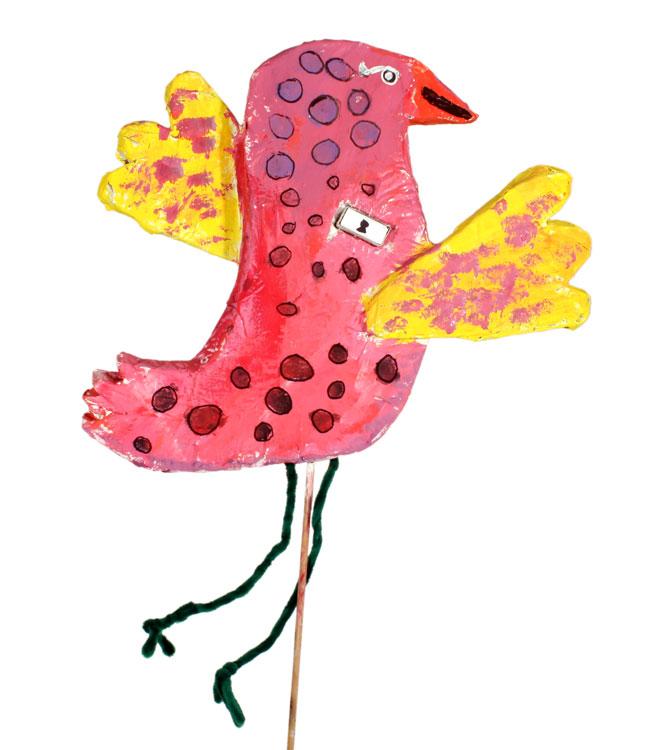 Der Seelenvogel von Sumejja (8)