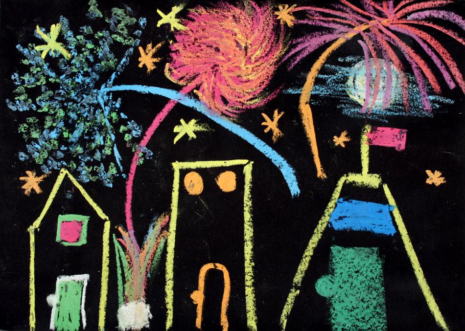 Feuerwerk 2009 von Janis (8)