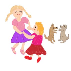 Tanz, Kindchen, tanz