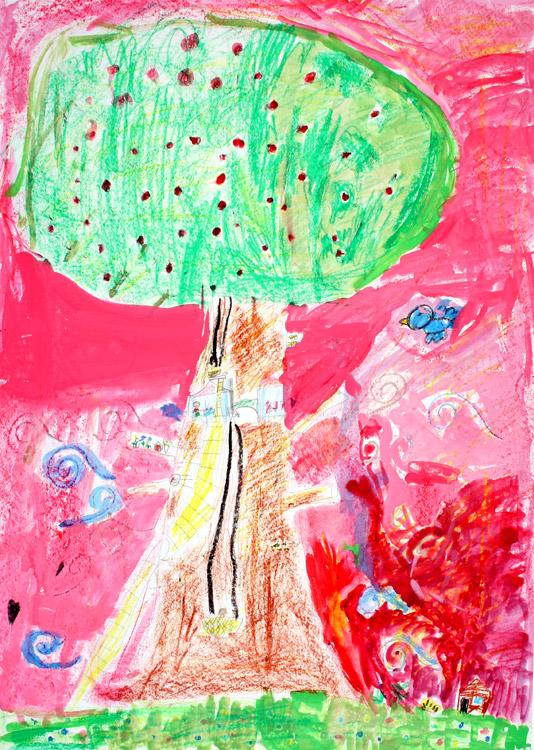 Mein großer Baum von Yui (7)