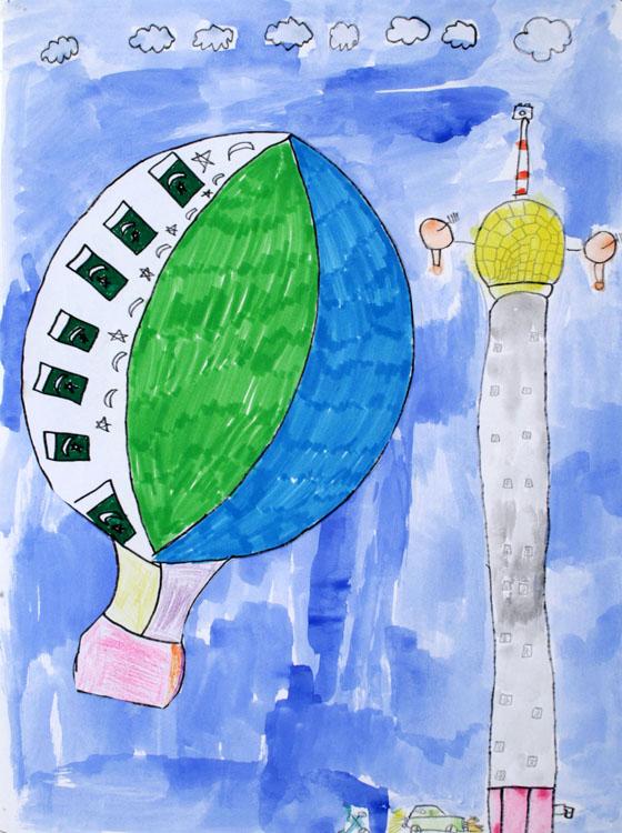 Fahrt mit dem Heißluftballon von Nico (10)