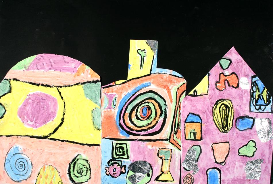 Hundertwasser-Häuser von Alicia (9)