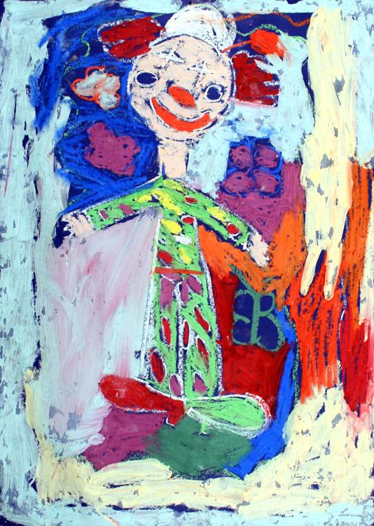 Clown von Takoua (10)