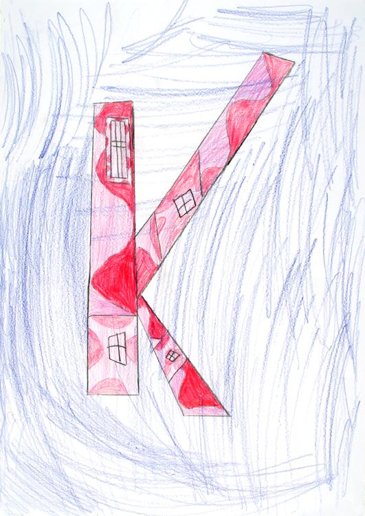 Buchstabenhaus von Sara (9)