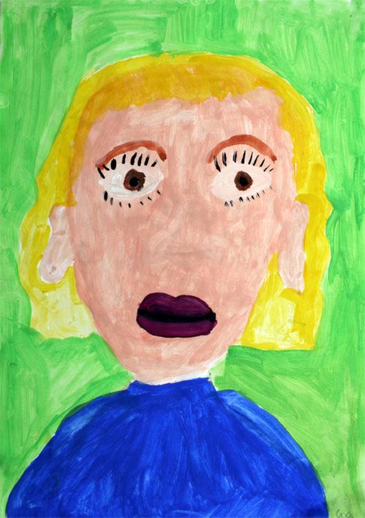 Selbstportrait von Razie (8)