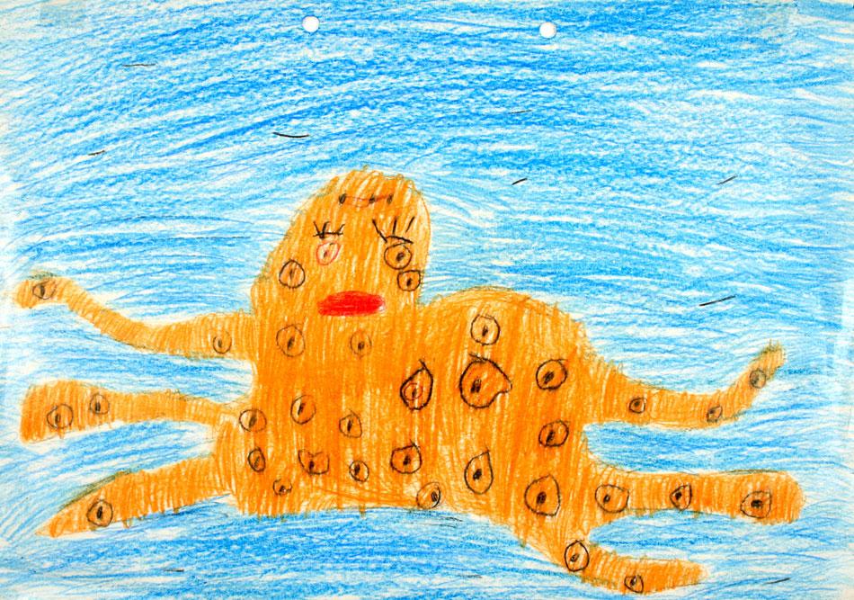 Tintenfisch von Nora (6)