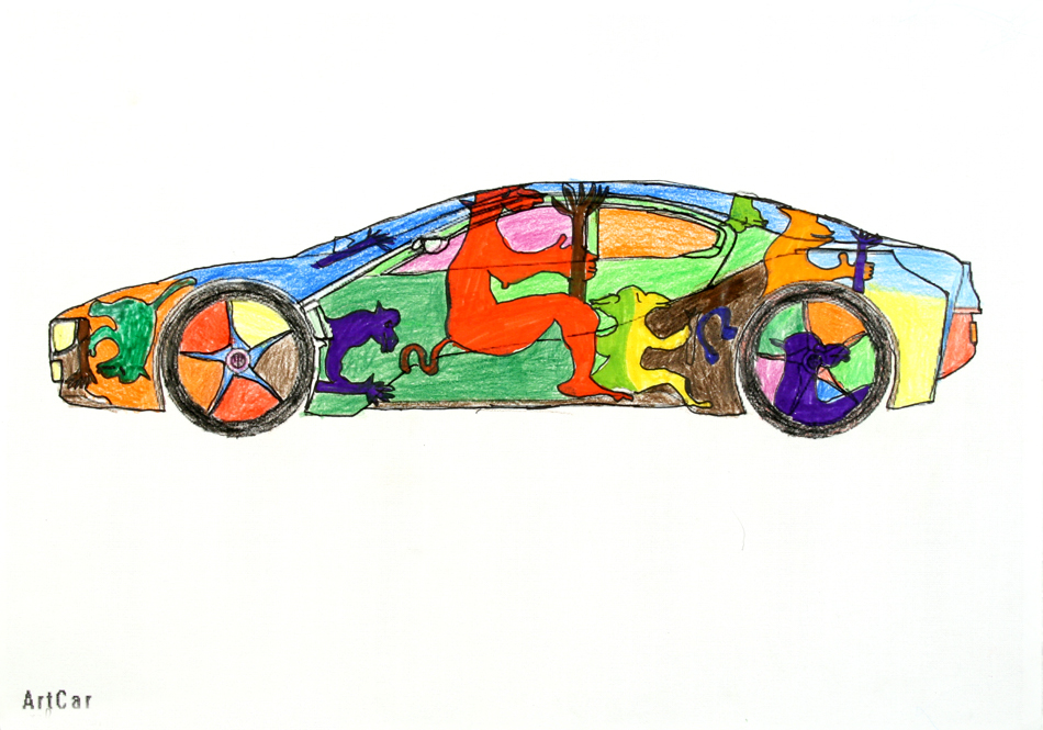 Art-Car von Hans (10)